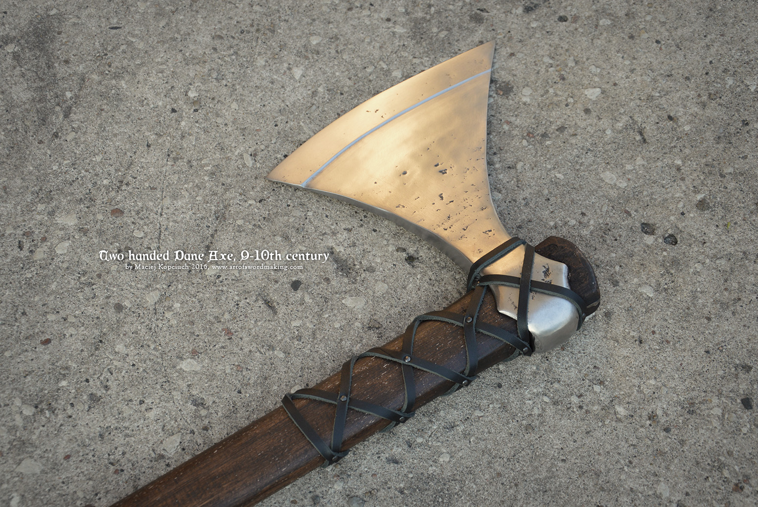 Dane Axe Two Handed 10thc on Finish The Picture