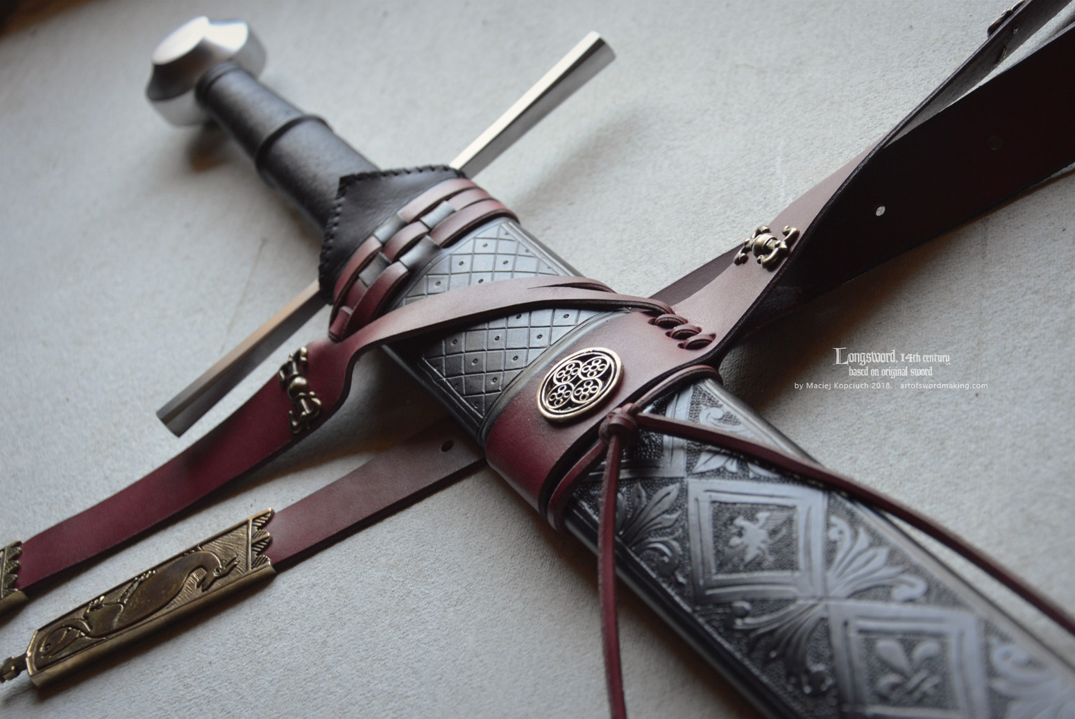 FOR SALE: Double Fuller Longsword, 14thC -- myArmoury com